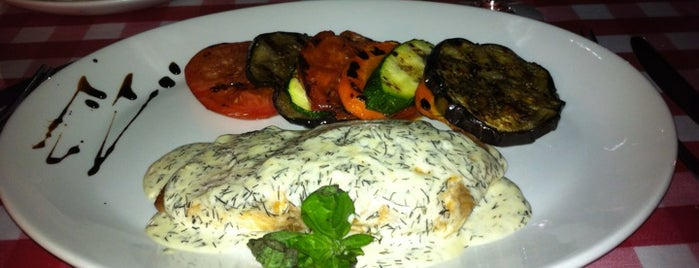Al Dente Trattoria is one of Italian.