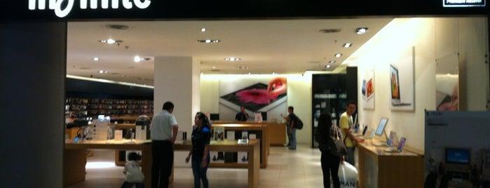 Infinite (Apple Store) is one of Jobs Badge [RETIRED].