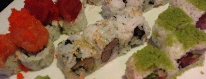 Komegashi is one of Jersey City Sushi Crawl.