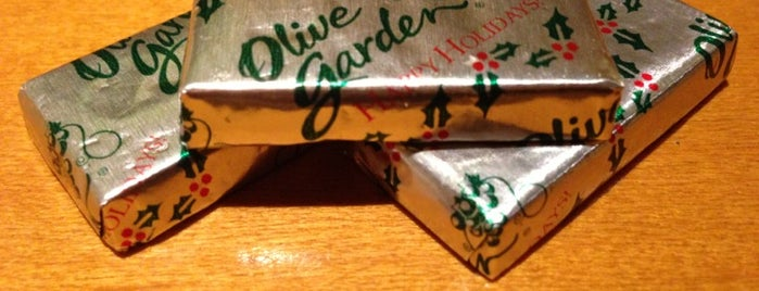 Olive Garden is one of Dining in the Shoals.