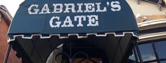 Gabriel's Gate is one of Buffalo Local Restaurant Week.