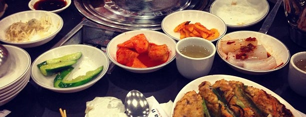 Han Il Kwan is one of Places to eat in our Hood.
