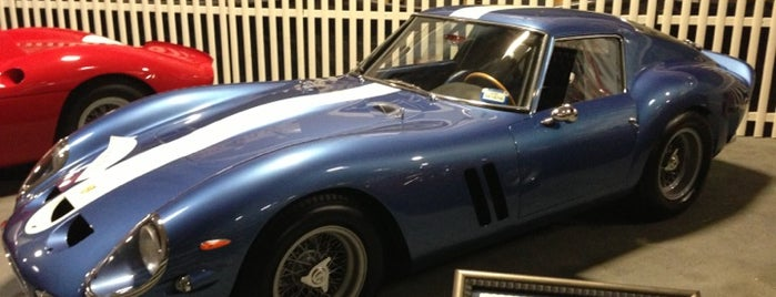 Simeone Foundation Automotive Museum is one of Quirky Attractions in Philadelphia.