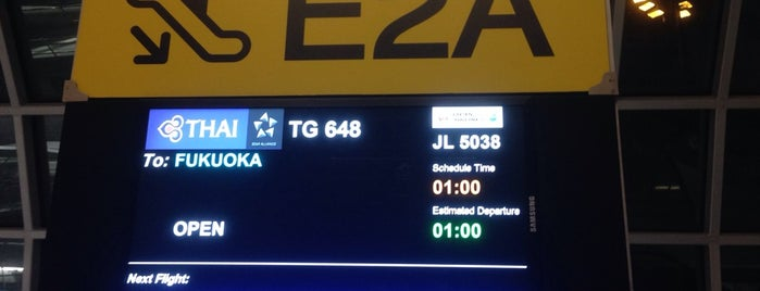 Gate E2A is one of TH-Airport-BKK-1.