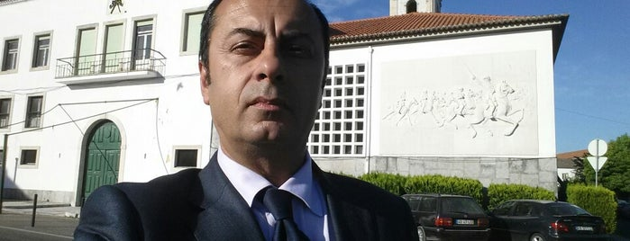 Escola Pratica Cavalaria is one of A Corrigir 2.