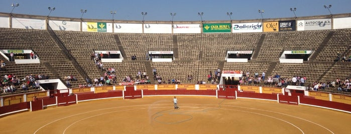Plaza de Toros is one of Guide to Badajoz's best spots.