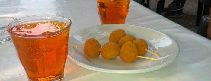 Osteria Da Nea is one of Top 10 favorites places in Treviso, Italia.