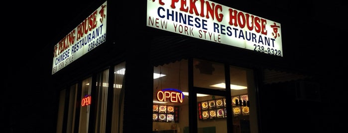 Peking House Chinese Restaurant is one of Favorite Food.