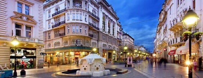 Knez Mihailova is one of Parks and city squares in Belgrade.
