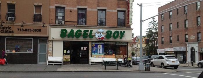 Bagel Boy is one of Brooklyn!.