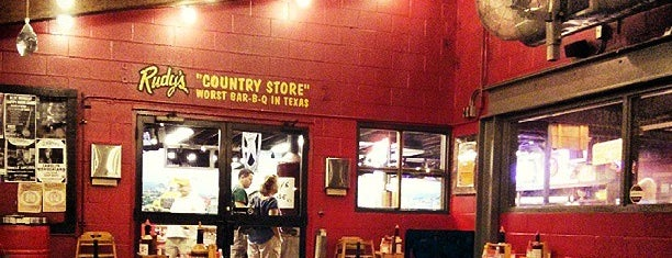 Rudy's Country Store & Bar-B-Q is one of Austin Breakfast & Brunch.