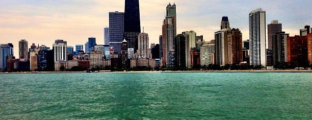 North Avenue Beach is one of Must See Chi List.