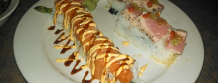 Miyako Sushi Group is one of Downtown Spartanburg Small Biz.