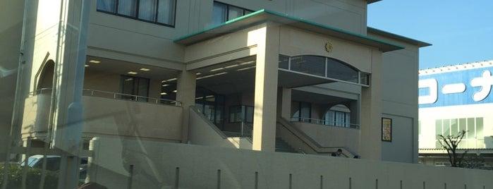 大東文化会館 is one of 創価学会 Sōka Gakkai.