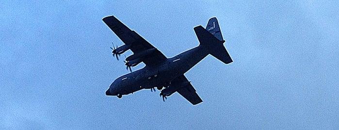 Hurlburt Field Air Force Base is one of AFBs.