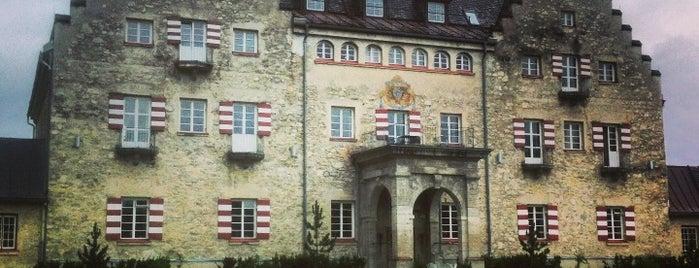 Das Kranzbach is one of das schwimmwasser.