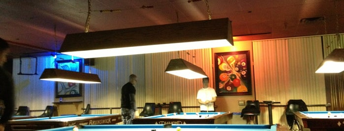 Pool Sharks is one of A local's guide: 48 hours in Las Vegas, NV.