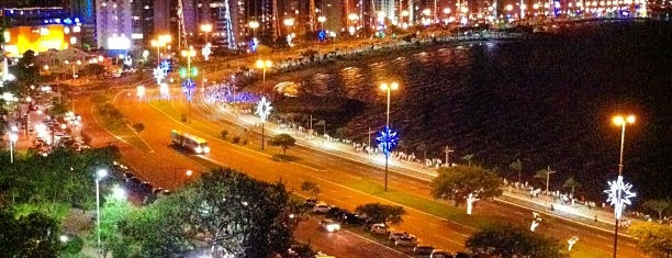 Avenida Beira-mar is one of Guide to Florianópolis's best spots.