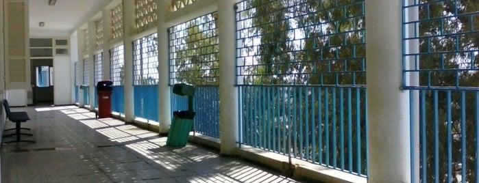 Hopital Abderrahman Mami de Pneumo-Phtisiologie de l'Ariana is one of Hôpitaux de Tunis (CHU).