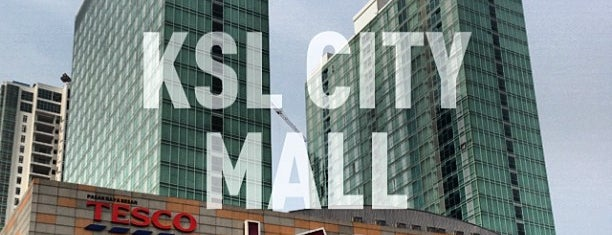 KSL City Mall is one of Shopping Paradise.