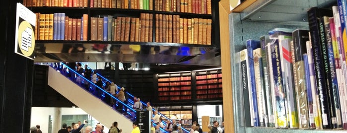The Library of Birmingham is one of Guide to Birmingham's Best Spots.