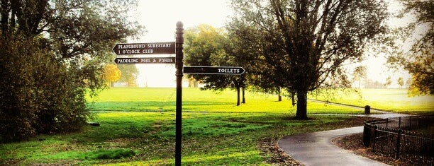 Brockwell Park is one of Must-visit Great Outdoors in London.