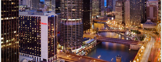 The Westin Chicago River North is one of Traveling Chicago.