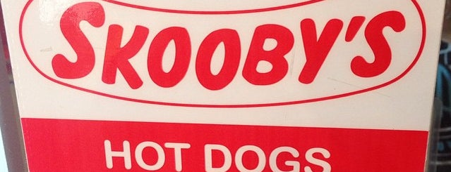 Skooby's is one of Vegetarian Hot Dogs and Sausages.