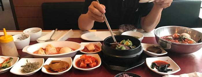 Myung Ga Won is one of Late Night Dining Atlanta.
