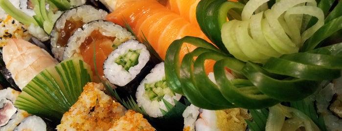Edo Sushi is one of Best in Sheffield.