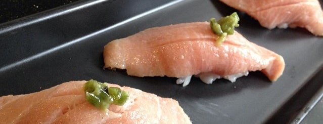 Sushi Planet is one of Japanese Haven.