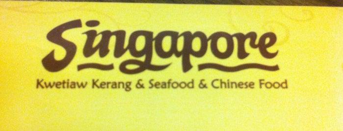 Singapore Kwetiaw Kerang & Seafood is one of Jakarta.