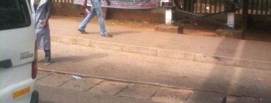 Children's Park is one of Kumasi City #4sqCities.