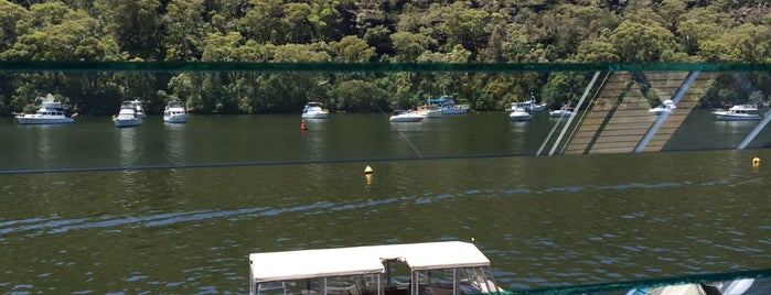 Berowra Waters Inn is one of Sydney Destination Dining.