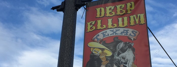 Deep Ellum is one of Dallas Outings.