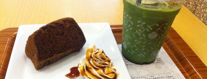 nana's green tea 町田東急ツインズ店 is one of お気に入りカフェ.