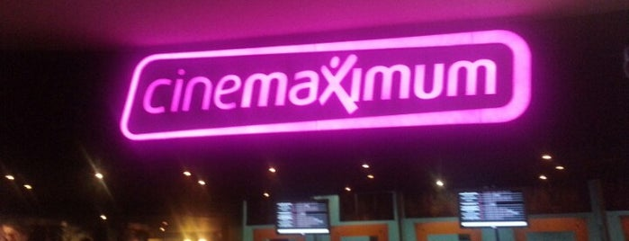 Cinemaximum is one of All-time favorites in Turkey.