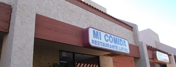 Mi Comida Restaurante Latino is one of PHX Latin Food in The Valley.
