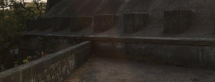 Sewri Fort is one of Mumbai Maximum.