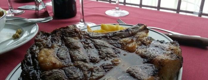 Restaurante Asador Alto del León is one of Favourite Restaurants (Spain).