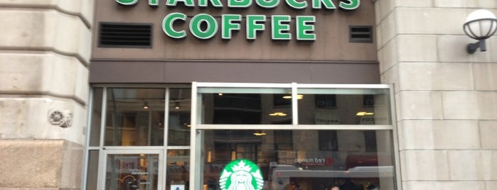 Starbucks is one of Must-visit Coffee Shops in New York.