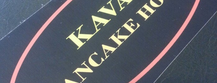Kava's Pancake House is one of Anchorage, AK.