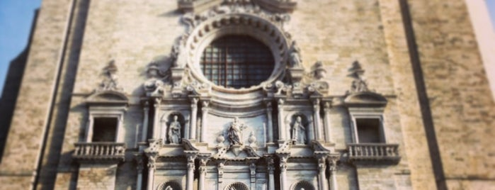 Catedral de Girona is one of 36 hours in...Girona.