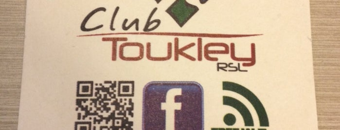 Toukley RSL is one of Created Wrong.