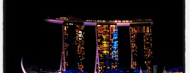 Marina Bay Sands Hotel is one of Simply Singapore.