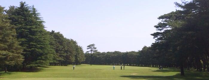取手国際ゴルフ倶楽部 is one of ゴルフ場(茨城).