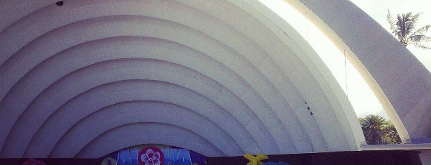 The Waikiki Shell is one of Favorites, Waikiki.