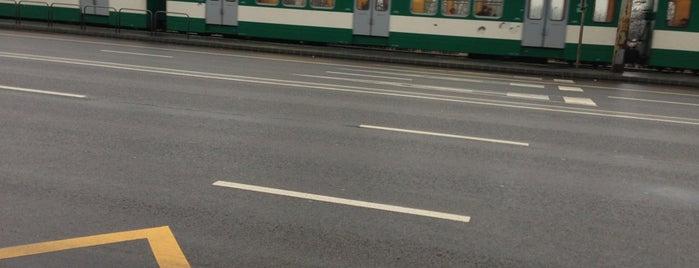 Timót utca (H6) is one of Hév megállók.