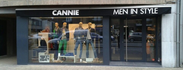 cannie Men in Style is one of CityZine Gent Clothing.