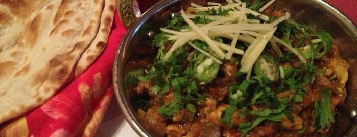 シディークパレス 麻布十番店 is one of Asian Food.